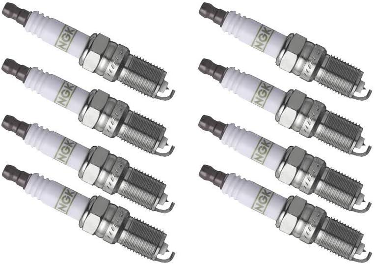 NGK G-Power Platinum Spark Manufacturer OFFicial shop Oakland Mall Plug UR4GP Pack VAN G3500 for 8 GMC