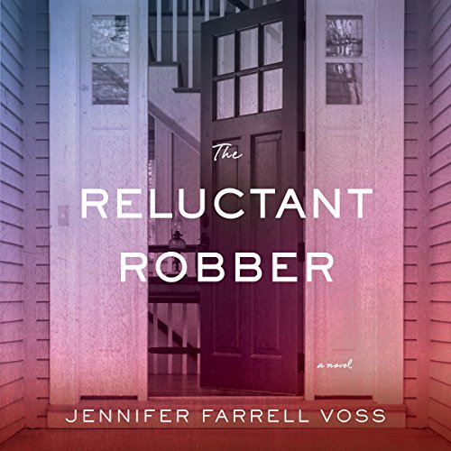 The Reluctant Robber audiobook cover art