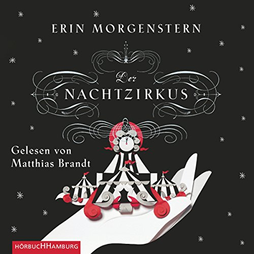 Der Nachtzirkus audiobook cover art