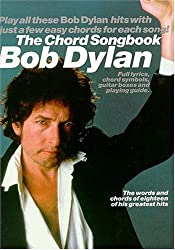 Partition : Bob Dylan The Chords Songbook