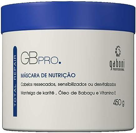 Máscara de Nutrição GB Pro. Total Repair, Gaboni