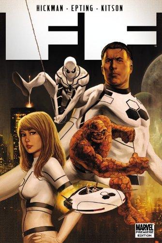 FF by Jonathan Hickman Volume 1 (Fantastic Four (Marvel Hardcover)) by Jonathan Hickman (7-Sep-2011) Hardcover