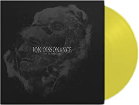 ION DISSONANCE - Cast The First Stone Exclusive Yellow Vinyl