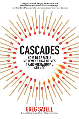 Download Cascades: How to Create a Movement that Drives Transformational Change 1260454010