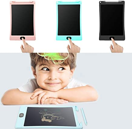 $49 Get Oguine 8.5 Inch Colorful Doodle Board LCD Screen Writing Tablet Magnetic Drawing Board Erasable Doodles Notepad Gifts for Ages 3+