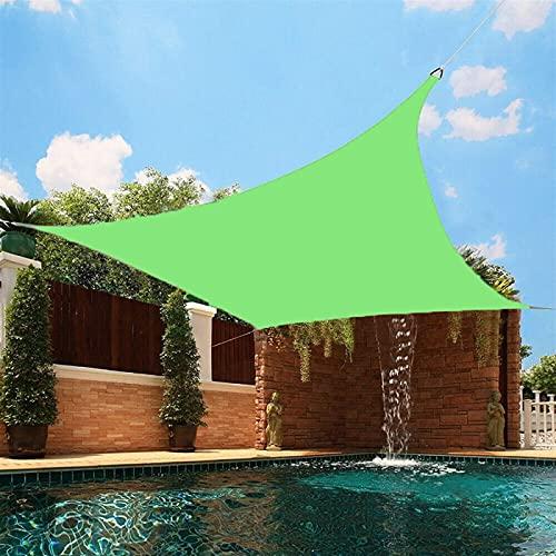 KFDQ Sonnensegel, Sun Canopy Shade Sail Rechteck Uv-Block Für Patio-Deck-Yard- Und Outdoor-Square Wasserdichtes Farbtuch Stabile Stabile Sicherheit