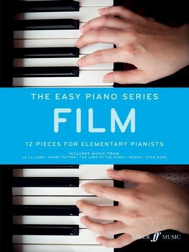 The Easy Piano Series Film -Easy Piano- (Piano Book): Noten, Sammelband: 12 Pieces for Elementary Pianists