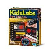 Spy Science: messaggi Segreti