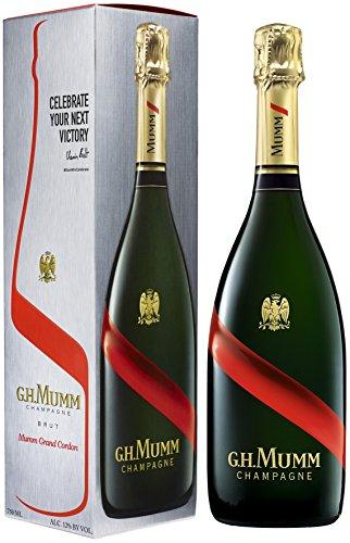 Champagner Mumm Grand Cordon 0,75 Liter 12% Vol.