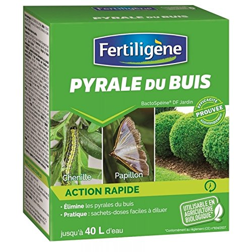 Fertiligène FBACPYR Traitement Anti-Insectes, Neutre