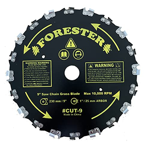 FORESTER Chainsaw Tooth 9