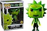 Funko Rick y Morty - ¡Tóxico Rick Pop! Vinilo