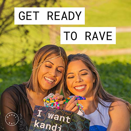 kandi-bar-EDM-Life-Rave-Bracelets-12-Pack-Handmade-Plur-Accessory-for-Music-Festival-Outfits-wear-Stylish-Colors-Authentic-Phrases-for-Women-Men-NB-Every-Pack-is-Unique-Explicit