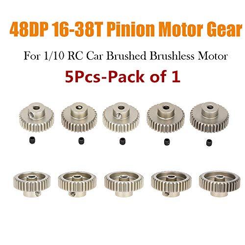 Powertool 48DP Módulo de engranaje de motor, piñón con