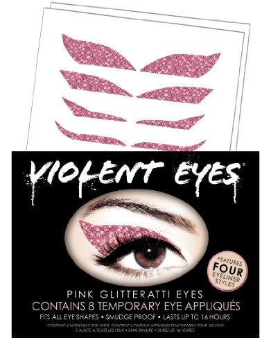 Violent Lips oogschaduw, roze
