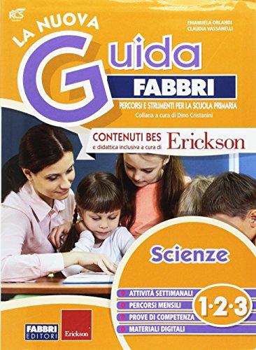 GUIDA SCIENZE 1-2-3 SET