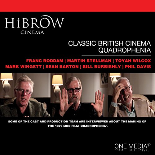 HiBrow: Classic British Cinema - Quadrophenia audiobook cover art
