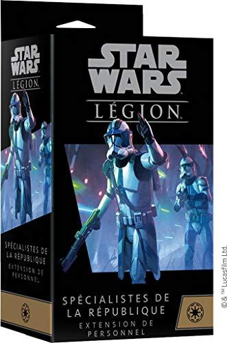 Atomic Mass Games Star Wars Legión Especialistas de la República