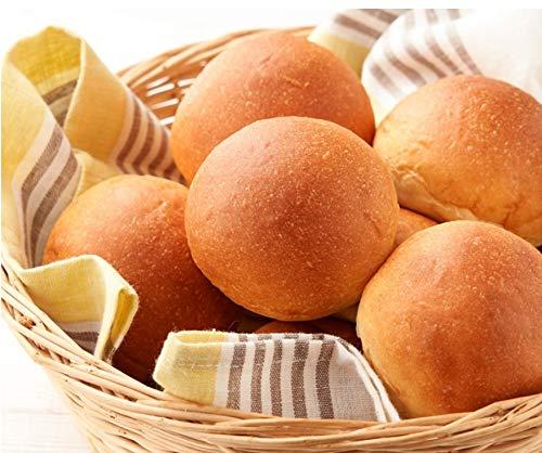 低糖質パン 大豆パン 50個 糖質オフ 糖質制限 低糖質 低糖パン 低糖食品 糖質カット 100gあたり糖質1.8g ロールパン