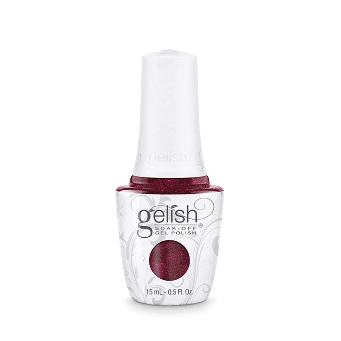残酷な空白反動Harmony Gelish - My Forbidden Love - 0.5oz / 15ml