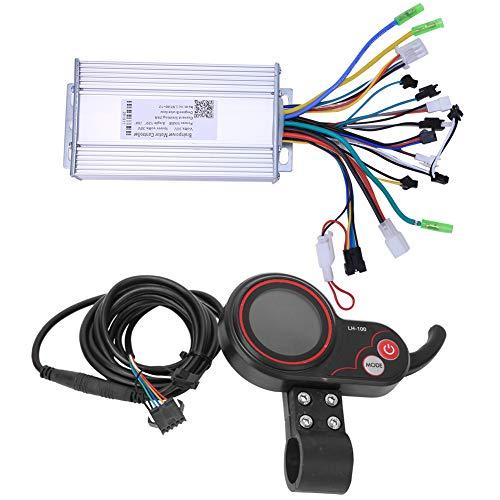 Controller, Mountainbike-Controller Gute Zähigkeit Automatischer 36V 500W Elektrofahrrad-Controller für Mountainbike