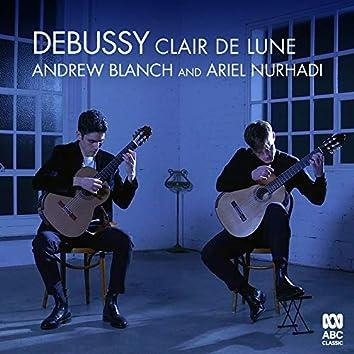 Clair de lune (Arr. Ariel Nurhadi & Andrew Blanch)