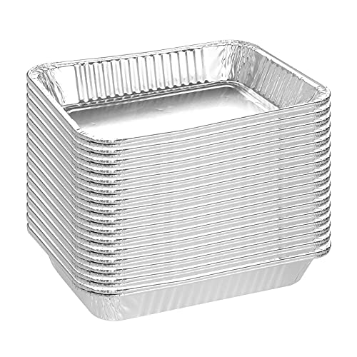 20-Pack Professional replacement for Weber 6415 8.5'X6'Gas Grill Drip...