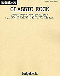 Partition : Budgetbook Classic Rock 73 Songs P/V/G