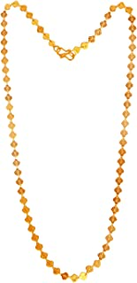 New India Trendy and Stylish Gold Plated Brass chain For Ladies and Girls