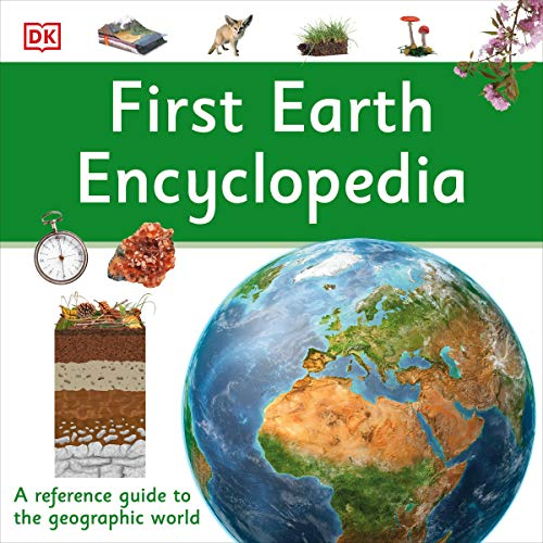 First Earth Encyclopedia cover art