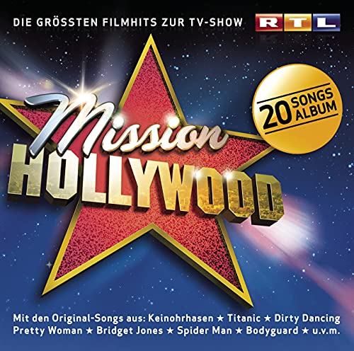 Mission Hollywood - Die Größten Filmhits Zur TV-Serie