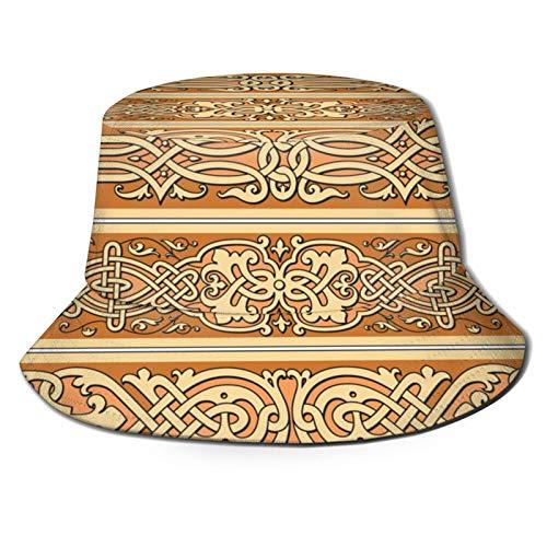 Sombrero de Pesca,Vector Elemento Ruso Antiguo,Senderismo pa