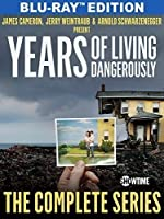 Years of Living Dangerously: Comp Showtime Series [Blu-ray]