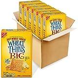 Wheat Thins BIG Whole Grain Wheat Crackers, 6 - 8 oz Boxes