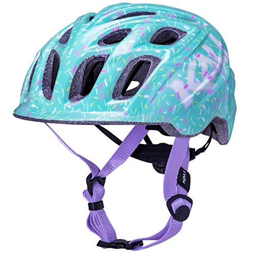 Kali Protectives Unisex-Adult Open Face Chakra Child (Sprinkles Mint, Small)
