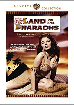 Land of the Pharaohs by Warner Archive