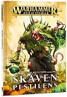 AOS Chaos Battletome: Skaven Pestilens Games Workshop