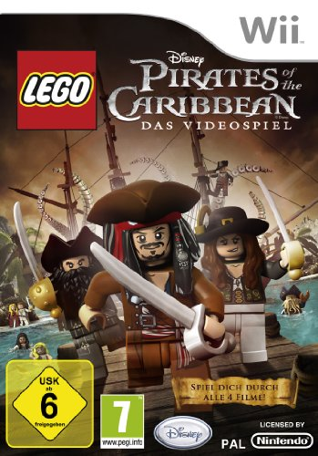 LEGO Pirates of the Caribbean [Software Pyramide] - [Nintendo Wii]