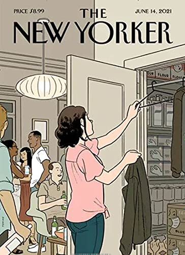 The New Yorker [Abonnement jeweils 48 Ausgaben jedes Jahr]
