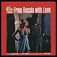 From Russia with Love (Original Motion Picture Soundtrack) by Matt Monro (2003-02-11)