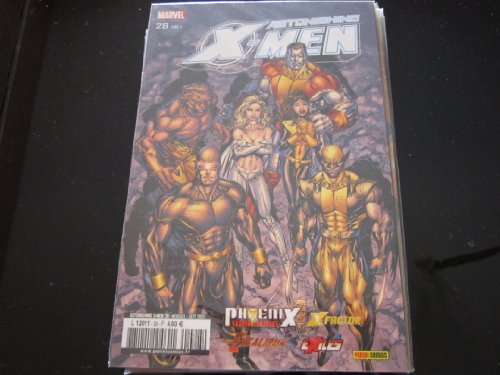ASTONISHING X-MEN N° 28 (2007) comics vf