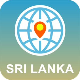 Offline Map Sri Lanka