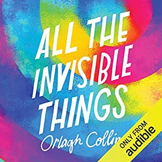 All the Invisible Things cover art