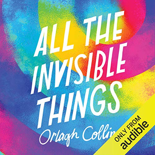 All the Invisible Things audiobook cover art