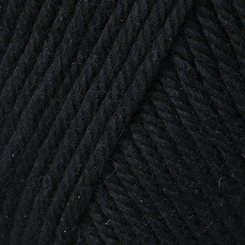 Schachenmayr smc Cotton Time 099 schwarz 50g Wolle