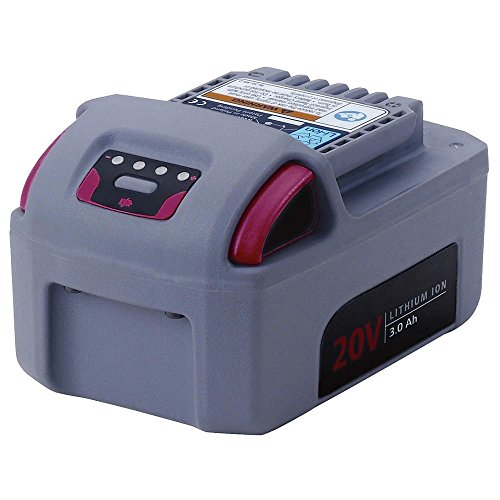 Ingersoll Rand 20 Volt Lithium-Ion Battery - 3.0Ah, IQV20 Series, Model Number BL2010