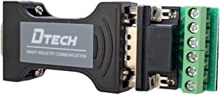 DTECH RS232 to RS485 / RS422 Serial Communication Data Converter Adapter Mini-Size