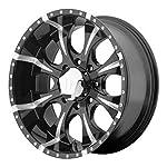 Helo HE791 Maxx Gloss Black Wheel