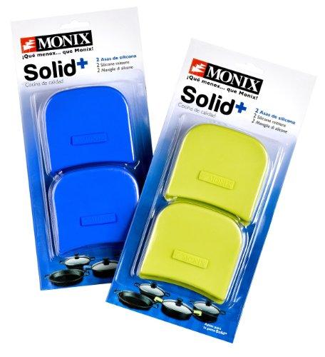 Monix Solid+ - Asas silicona, aptas para toda la serie Solid+, color...