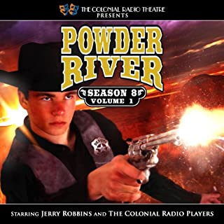 Powder River: Season 8 Vol. 1 cover art